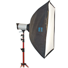 DORR DPS 601 600 Watt Studio Kit