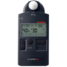 Gossen Digipro F2 photographic Light Meter