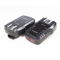 Set of 2 Gloxy GX-625N Flash Triggers for Nikon DSLR