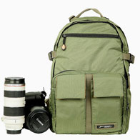 Jenova Military Series X-Large Camera & Laptop Backpack CP-01GN