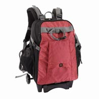 Jenova DSLR & Laptop Roller/Trolley Backpack Red - Large