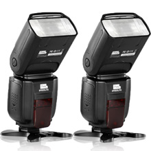 PIXEL Dual Bundle-X800N Standard Speedlights for Nikon DSLR's