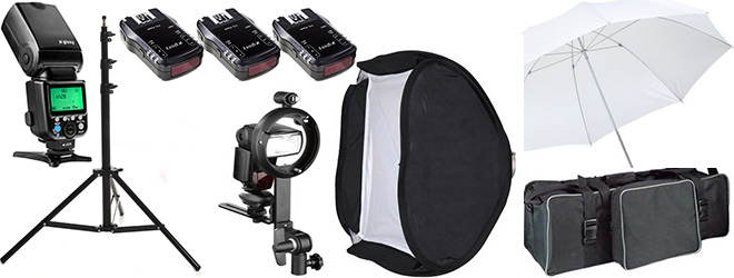 Speedlite Studio Kit