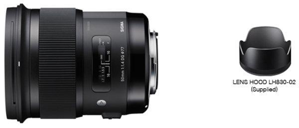 nikon sigma 50mm f1.4 lense